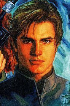 Ben Skywalker (Luke & Mara Jade's Son)