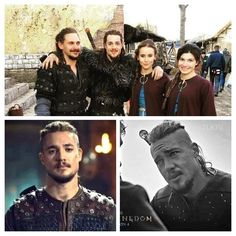 The Last Kingdom Cast, Alexander Dreymon, Netflix, Destiny, It Cast, Lost, Movies, Movie Posters, Pictures