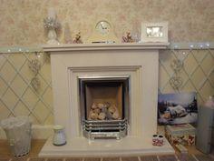 My christmas fireplace