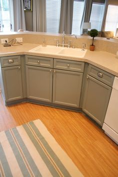 Condo Kitchen Remodel Painting best tutorials for painting cabinets with a sprayer | kitchens