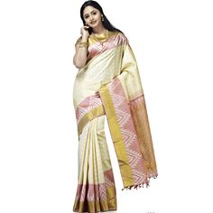 Buy Sudarshan Silks Multi Silk Saree by Sudarshan Silks, on Paytm, Price: Rs.8140?utm_medium=pintrest