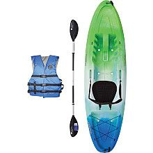 Perception Sport Rhumba 9.5 Sit-On Kayak Kit - SportsAuthority.com