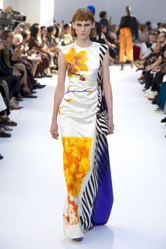 Dries Van Noten Spring  Ready To Wear Collection Vogue Milan Fashion Weeks