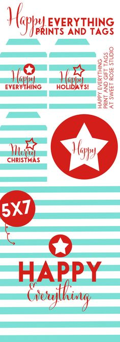 Holiday gift tag printables todays creative blog holiday gift holiday gift tag printables todays creative blog holiday gift tags free christmas gifts and minimalist negle Gallery