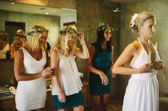 Bali Wedding at Villa Batu Karang by Angga Permana Photography