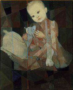 Cândido Portinari (1903 - 1962) Pintor brasileño. Sus obras tienden a representar a los brasileños y sus rasgos sociales y culturales.