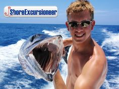 Cozumel Excursions, Deep Sea Fishing, Sport Fishing, The Locals