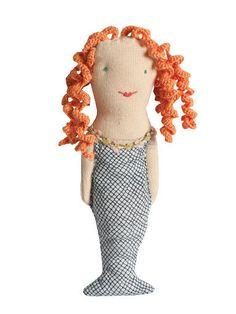 Mermaid Rattle | Darling Clementine