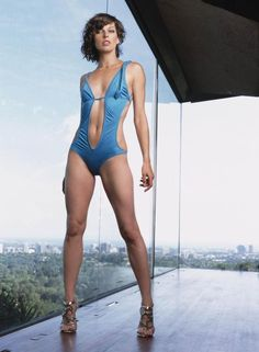 Looking for the hottest photos of Resident Evil star Milla Jovovich? Find her sexiest pictures here.