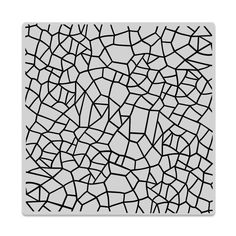 CG695 Irregular Grid Bold Prints