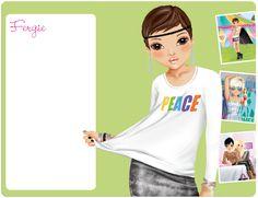 Accueil de mon blog de top model ! - top model,de belles histoires d'amitiés Cartoon People, Fashion Sketches, Girly Girl, Kindergarten, Sisters, Tops, Photography, Design, Printables