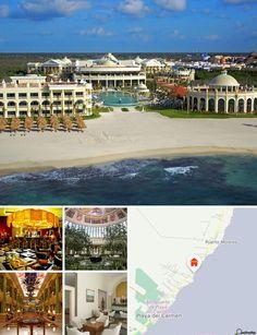 O hotel situa-se em frente à magnífica Playa Paraíso na Riviera Maia. Fica a cerca de 20 minutos da Playa del Cármen, onde encontrará inúmeros restaurantes, bares, um terminal de autocarros e estabelecimentos comerciais. Até ao Aeroporto Internacional de Cancun são cerca de 30 minutos.