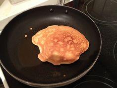 Protein-Pfannkuchen: Viel Protein, wenig Kohlenhydrate, einfach lecker.