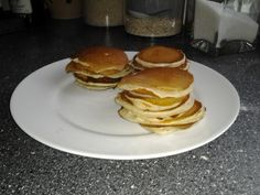 Good american breakfast pancakes   Pink Rabbit