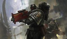 The Primaris Marines are joining the Deathwatch. How is that going to work and how exactly will those load-outs work together? Let's find out!