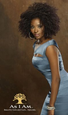 Natural. Beautiful. Black Woman!!