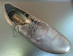 CESARE PACIOTTI US 6.5 PECCARY SKIN FASHION SHOES ITALIAN DESIGNER MENS | eBay