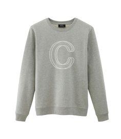 A. P. C. C sweatshirt