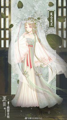 Attire Adaptation (Altered, if need be when drawn) Fantasy Dress, Fantasy Girl, Dress Up Diary, Nikki Love, Anime Dress, Anime Princess, China Art, Hanfu, Anime Outfits