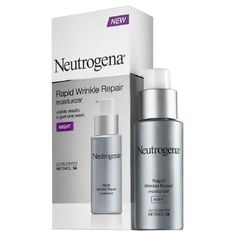 Neutrogena Rapid Wrinkle Repair Night Moisturizer: Anti-aging creams are often…