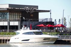 These Cleveland restaurants are made for soaking up dinner with a view. From new additions to the Flats to classic eateries, this is your guide to the best waterfront restaurants in Cleveland. Cleveland Restaurants, Downtown Cleveland, Cincinnati, Philadelphia History, The Buckeye State, Waterfront Restaurant, Weekends Away, Columbus Ohio, Places To Go