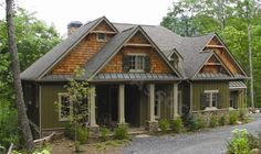 Sugarloaf Cottage - #05059 | House Plans by Garrell Associates, Inc 2000 sqft
