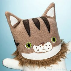 Custom cat plush now available. I will also be at CatCon L.A. 2016 - Table L1-3