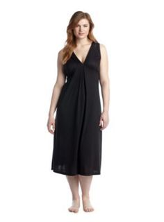 Jones New York  Pintuck Jersey Knit Gown