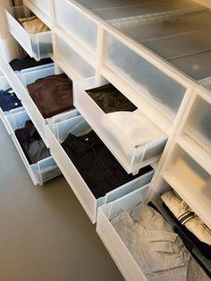 無印良品の達人に学ぶ クローゼット収納術 人気のIKEA&無印良品で美部屋を作るコツ! CREA WEB(クレア ウェブ)