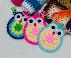 아크릴수세미 -붱이 : 네이버 블로그 Owl Crochet Patterns, Crochet Owls, Crochet Motif, Crochet Bunting, Rustic Entryway, Crochet Bookmarks, Thread Work, Doilies, Diy And Crafts