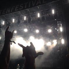 .@bendavid_31   #gurten #festival #2013 #güsche #music #party #rock #loud #freakingout #volbe...