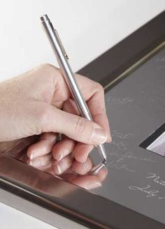 Engraving pen & mirror for memories that last a lifetime. AMAZING!!! www.together-4ever.co.uk
