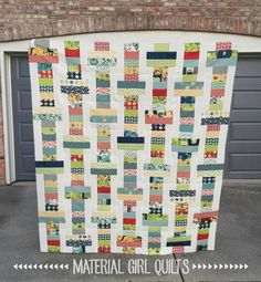 First off today, I'd like to announce the winner of my Blogiversary Giveaway!  Kathleen McCormick won a copy of 75 Fun Fat Quarter Quilts book along with copies of my 4 paper patterns.  Thank…