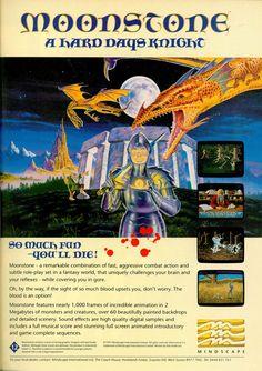 Moonstone: A Hard Days Knight (1991)