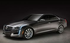 2014 Cadillac CTS Review, Prices, Photos: New Car Test Drive