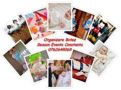 Organizare Botez Constanta 0762649069  Decoratiuni baloane Momente artistice Ursitoare Lumanare botez Decor Cristelnita Trusou botez Aranjamente florale Candy bar Tort personalizat.