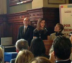 ~Emma visit Uruguay for #UNWOMEN ❤