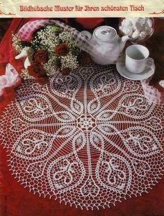 Scheme crochet no. 838 | Kira scheme crochet