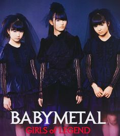 Project: Lixx: Review: BABYMETAL 'BABYMETAL'