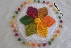 LİF ÖRNEKLERİ SONBAHAR TEMALI LİF TASARIMI   Nazarca.com Free Pattern, Crochet Hats, Anne, Fashion, Dots, Tejidos, Knitting Patterns, Knitting, Knitting Hats