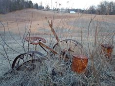 Old planter