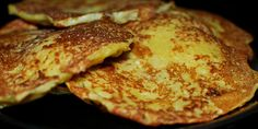 Deruny, Ukrainian potato pancakes - add some grated onion and this becomes my family's recipe