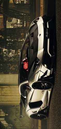 LB Performance Lamborghini Aventador Liberty Walk