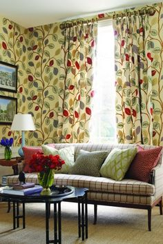 Somerset Sofa In Cayman Cream U0026 Aqua #Thibaut | Thibaut Fine Furniture |  Pinterest | Somerset, Living Rooms And Room