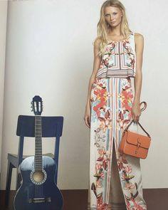 Apaixonada com a coleção de alto verão #lezalez #madah #novidades . Muito estilo em um look só!