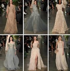 Elie Saab spring/summer collection 2015 ♡