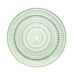 iittala Kastehelmi Teller, apfelgrün Ø 26cm Einzelstück - nur einmal verfügbar!