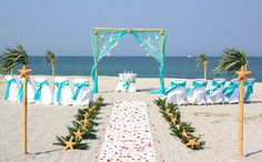 Florida Sun Weddings - Sea Stars
