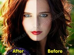 How to convert Normal Face to Photogenic Face | Adobe Photoshop Tutorials
