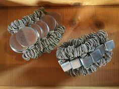 Monica Trevisi bracciali  - grazie a Miss Claire http://www.missclaire.it/hand-made/monica-trevisi-artigianato-e-design-contemporaneo/